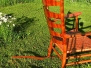 ancient kauri rocker filbeck chair