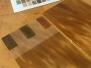 Ancient Kauri Color Samples