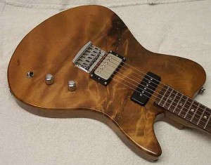 Apollo Guitars, John Kingma