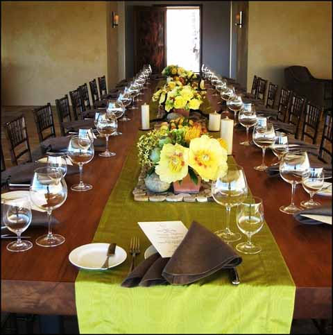 Vinyard Table